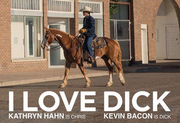 I Love Dick poster provvisorio Amazon