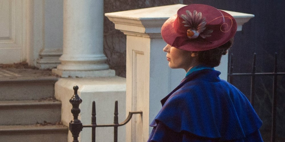 Mary Poppins Returns: le nuove foto dall'atteso film Disney