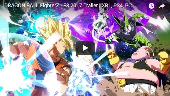 Due video gameplay di Dragon Ball FighterZ