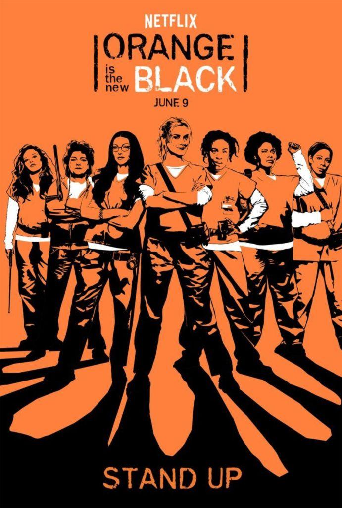 Orange is the new Black 5 Poster
