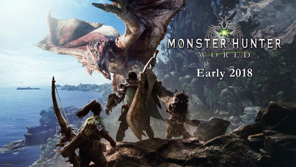 MONSTER HUNTER WORLD: Nuovo video di gameplay!