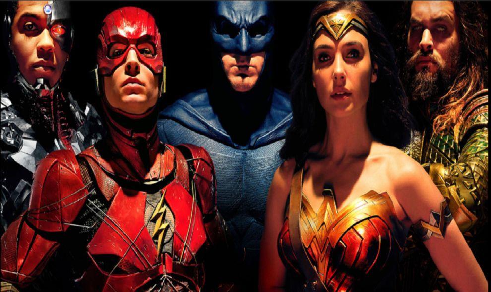 Justice League: Superman compare nel nuovo Poster