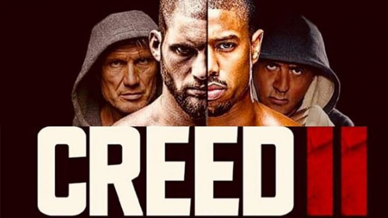 Creed II, trailer e poster