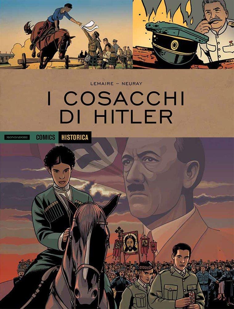 I Cosacchi di Hitler, Historica, mondadori comics