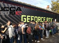 lucca comics games geforce ndivia