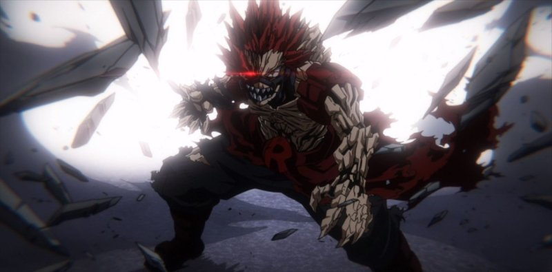 This is my favorite one yet! My Hero Academia 4x09: Red Riot | Recensione