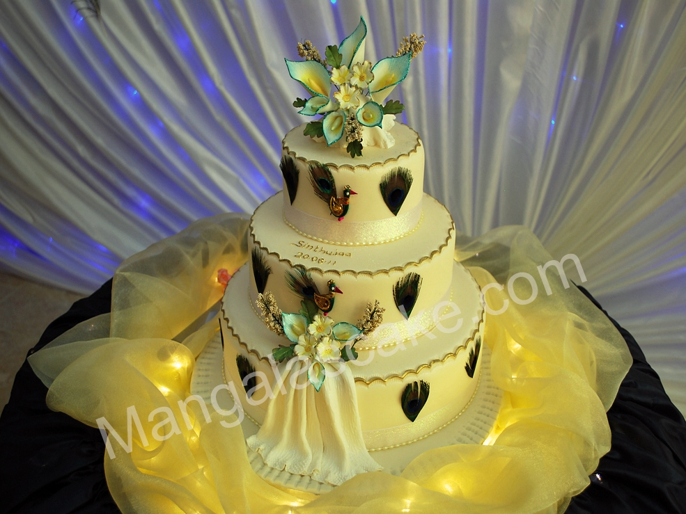 Puberty Ceremony Cakes Mangala S Cakes