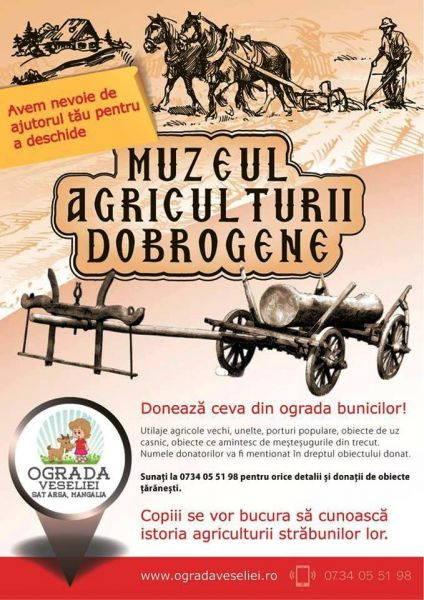afis_muzeul_agriculturii_dobrogene_ograda_veseliei
