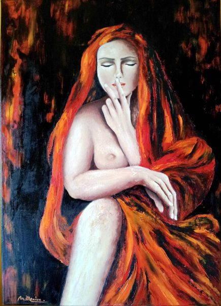 Taina-rosie-70x50 cm