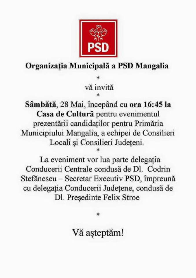 afis-prezentare-candidati-psd-mangalia
