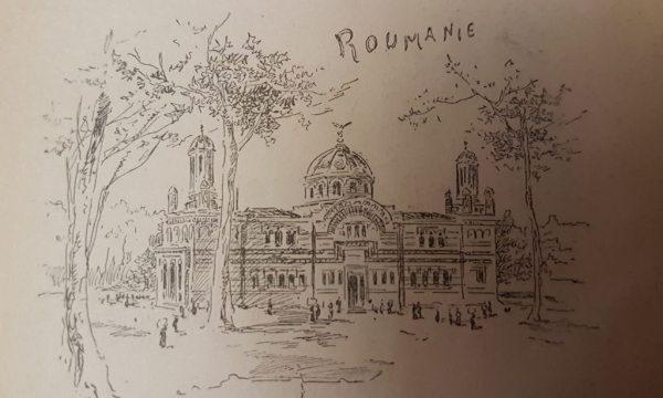 o poveste românească de acum 116 ani - fotoreportaj într-o carte