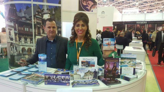 Asociaţia Litoral – Delta Dunării: Ne promovăm la Moscova şi St. Petersburg