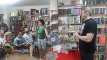 Bookstore and Tea Starea Natiei la Mangalia1