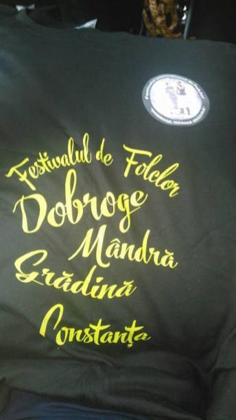 Dobroge mandra gradina 2017 Mangalia-tricou
