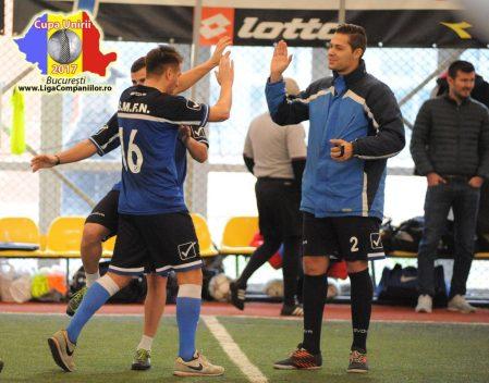 Echipa de fotbal Marina Mangalia a câștigat Cupa Unirii2