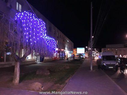 Lumini de Sarbatori in Mangalia (7)