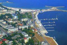 Mangalia - Portul turistic.