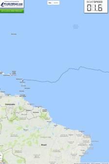 Drugan Sorin a ajuns in insula Marie-Galante2