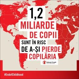 Infografic Salvati Copiii - 1,2 miliarde