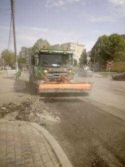 asfaltare străzi Mangalia2