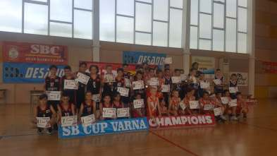 MC BALL - Campioni la Cupa SB CUP VARNA8