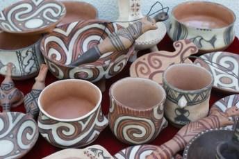 Artizanescu - Ceramica de Cucuteni.