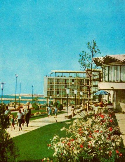 Mangalia - anii 60d