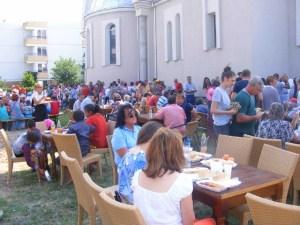 Miercuri, 15 august, sunt așteptate 500 de persoane la Hramul Bisericii Adormirea Maicii Domnului din Neptun