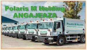 Polaris M Holdingangajează personal, în condiții avantajoase