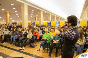 RIUF, cel mai mare eveniment educațional din Europa de Sud și de Est ajunge în weekend, la Constanța
