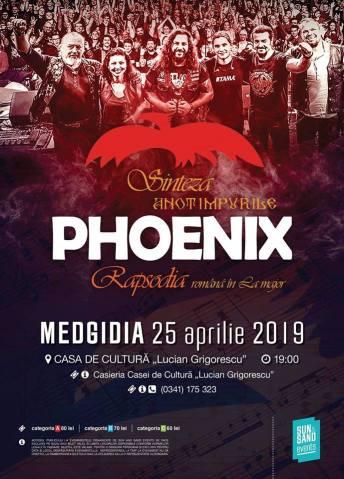 PHOENIX-la-Medgidia