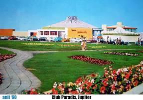 JUPITER - Club Paradis - anii 60