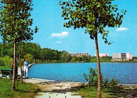 Lacul Neptun 1968
