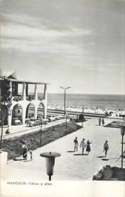 Mangalia - Faleza și plaja 1964