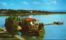 Neptun - anii 70 - Restaurant Insula