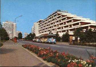 Olimp1972 - Hotel Amfiteatru