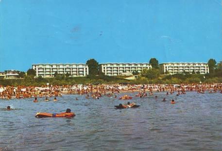 Plaja Mangalia - 1978