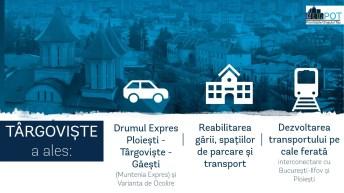 Targoviste_Top 3 Proiecte