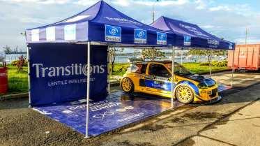 Mangalia Super Rally 2019 - stand Emil Ghinea1