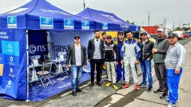 Mangalia Super Rally 2019 - stand Emil Ghinea2