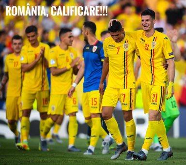 Romania-Calificare-CE-U21