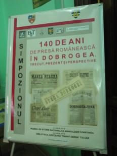 Simpozionul 140 de ani de presă românească în Dobrogea7