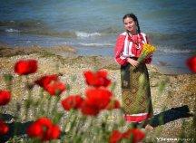 Valerian Șarînga- Sanzienele in Vama-26