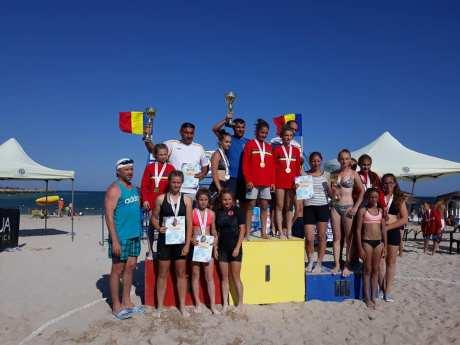 Clubul Sportiv Poseidon CN Lupte pe Plajă U15 și U13-01