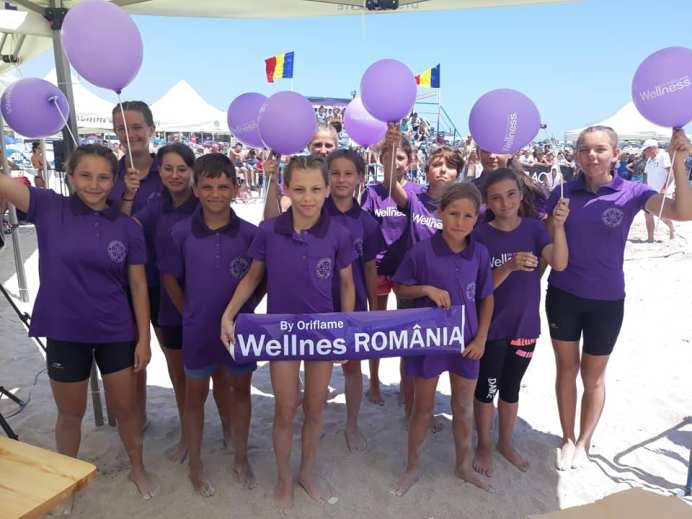 Clubul Sportiv Poseidon CN Lupte pe Plajă U15 și U13-14