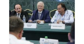 Întâlnirea membrilor Guvernului cu reprezentanții Confederației Patronatului Român2