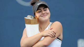 Bianca Andreescu este noua campioană de la Rogers Cup2