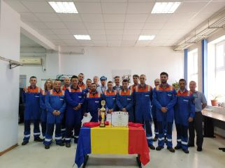 Damen Shipyards Galati tineri sudori 2019a