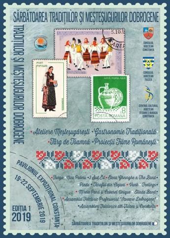 Sărbătoarea Tradițiilor și Meșteșugurilor Dobrogene1