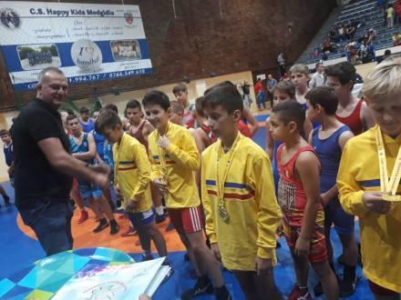 Clubul Sportiv Poseidon - Campionii - Medgidia-6